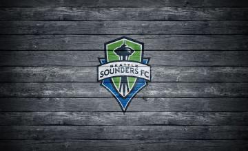 Seattle Sounders iPhone Wallpaper