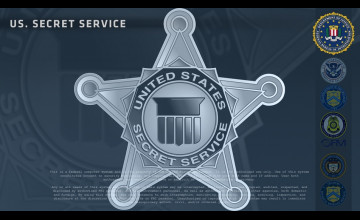 Secret Service Wallpaper