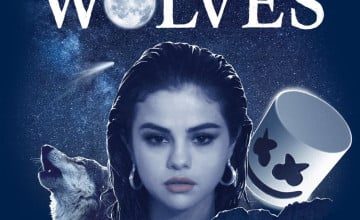 Selena Gomez Wolves Wallpapers