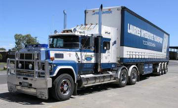 Semi Truck Wallpaper Images