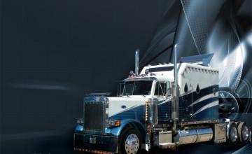 Semi Trucks Wallpapers for Desktop