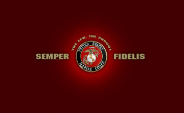 Semper Fi Wallpaper