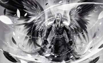 Sephiroth Background