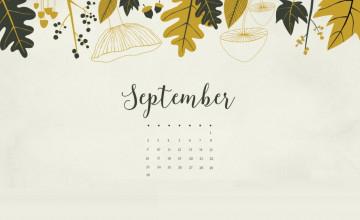 September Wallpaper