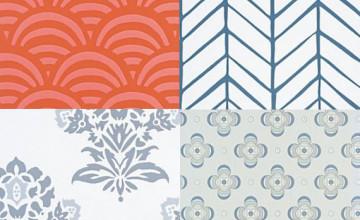 Serena Lily Wallpaper