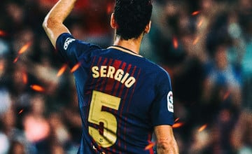 Sergio Busquets Wallpapers