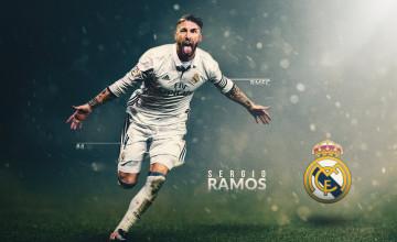 Sergio Ramos 2019 Wallpapers