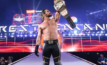 Seth Rollins Wallpaper Champion