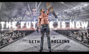 Seth Rollins Wallpapers 2015