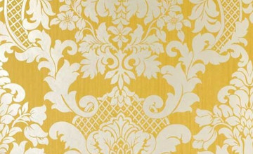 Setting of the Yellow Wallpaper