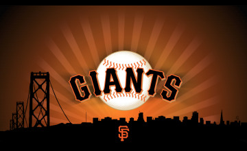 SF Giants Wallpaper for Computer