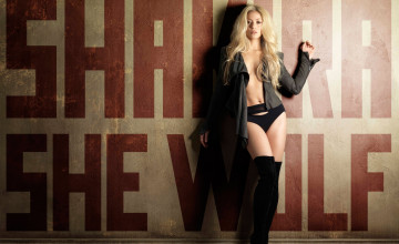 Shakira Loba Wallpapers