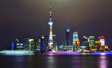 Shanghai Wallpaper HD