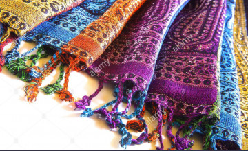 Shawl Background