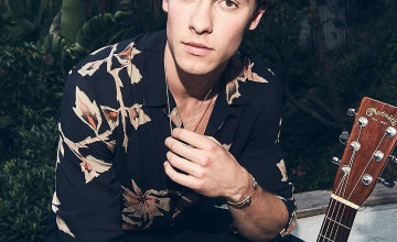 Shawn Mendes 2019 Wallpapers