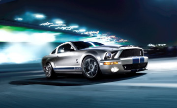 Shelby Mustang Desktop Wallpapers