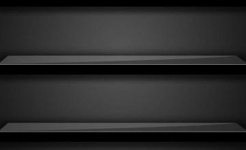 Shelf Wallpaper iPhone 6 Plus