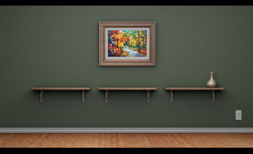Shelves Wallpapers