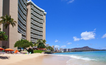Sheraton Waikiki Wallpaper