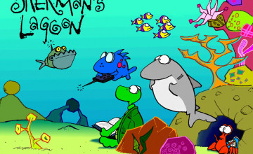 Sherman's Lagoon Wallpaper