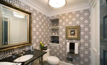Sherwin Williams Bathroom Wallpaper Patterns