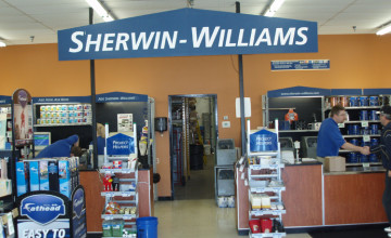 Sherwin Williams Wallpaper Store