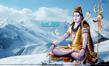 Shiva Wallpaper Full Size
