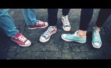 Shoe Background