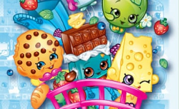 Shopkins Season 4 Wallpaper