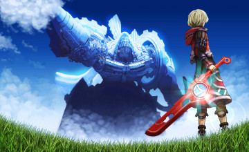 Shulk Wallpapers