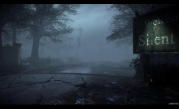 Silent Hill Backgrounds