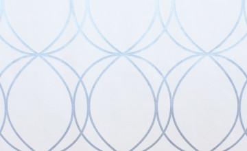 Silver Circle Wallpaper