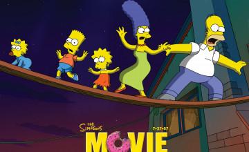 Simpsons Movie Wallpaper
