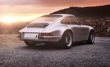 Singer Porsche Wallpaper