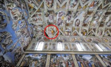 Sistine Chapel Wallpaper Mural