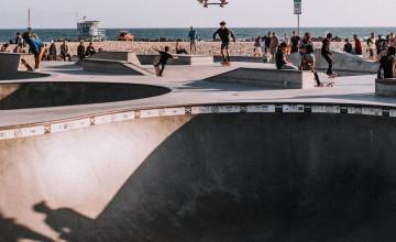 Skatepark Wallpaper
