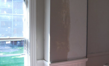 Skim Coat Over Wallpaper Paste