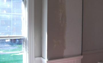 Skim Coating Over Wallpaper Glue