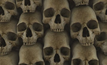 Skull Head Wallpaper