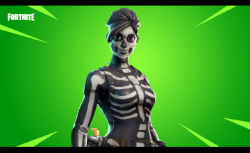 Skull Ranger Fortnite Wallpapers
