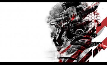Skull Soldier Wallpaper HD