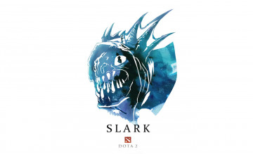 Slark Wallpaper