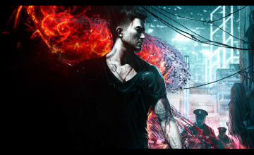 Sleeping Dogs Wallpapers