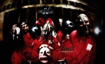 Slipknot Desktop Wallpaper