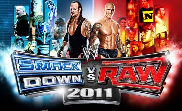 Smackdown vs Raw Wallpaper