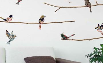 Small Bird Wallpaper for Walls