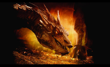 Smaug Wallpaper