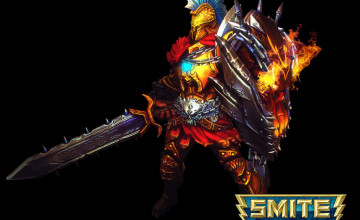 Smite Ares Wallpaper