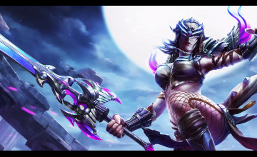 Smite Nemesis Wallpaper