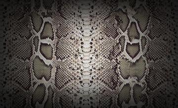 Snakeskin Textured Wallpaper